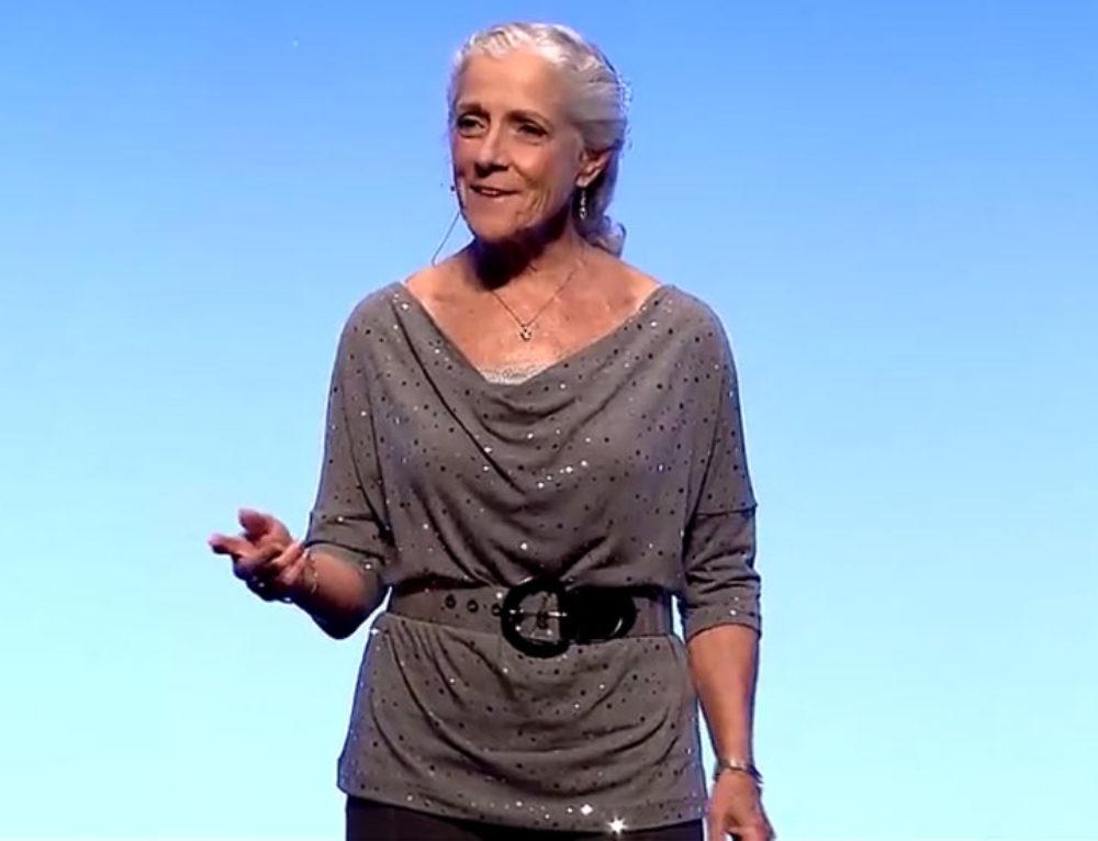 Conférence de Wendy Palmer : leadership embodiment