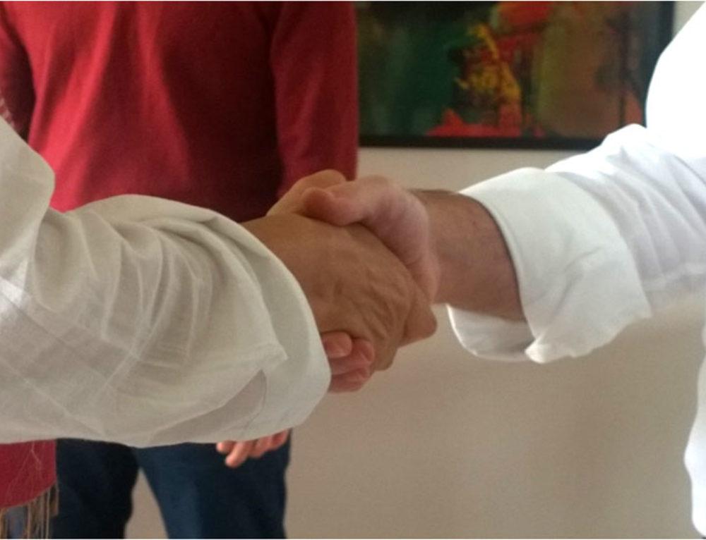 La puissance de la compassion dans l'action avec Corky Quakenbush (USA)