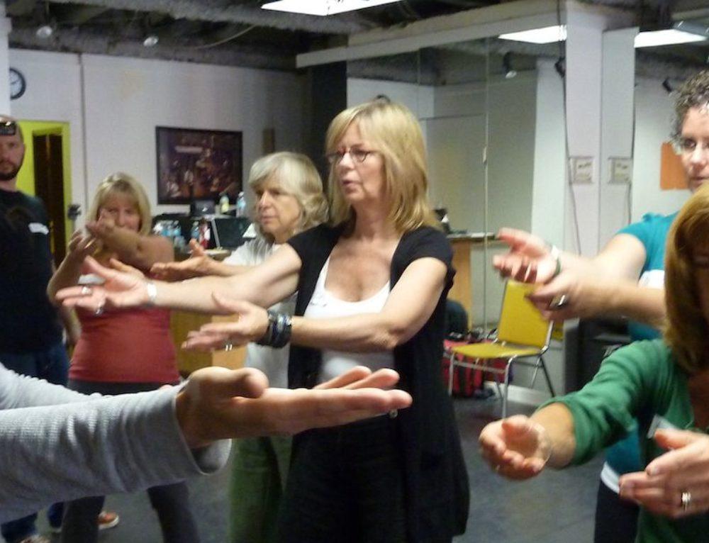 Master Class UZAZU : L'état d'être dynamique, avec Dylan Newcomb (USA)